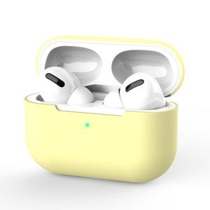 Accessories - ❤️NEW Airpods Pro Yellow Protective Silicone Case